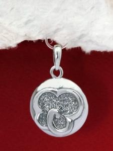 Сребърен медальон - PK93