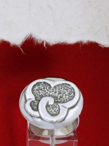 Сребърен пръстен - RK93