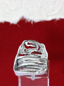 Сребърен пръстен - RK95