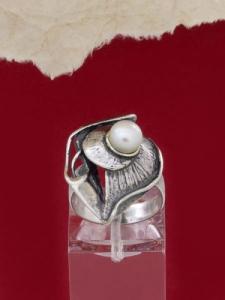 Сребърен пръстен - RK100