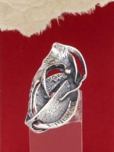 Сребърен пръстен - RK108