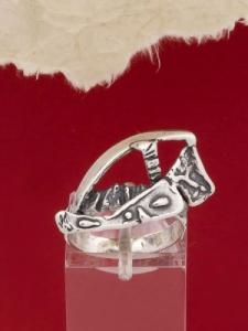 Сребърен пръстен - RK110