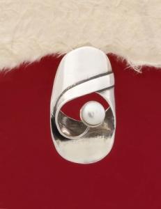 Сребърен медальон - PK112