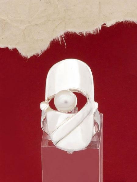 Сребърен пръстен - RK112