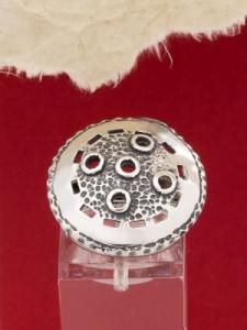 Сребърен пръстен - RK114