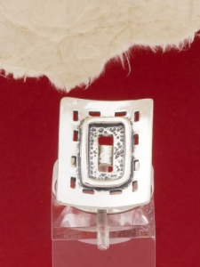 Сребърен пръстен - RK116