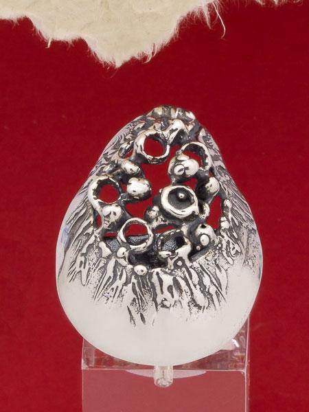 Сребърен пръстен - RK117