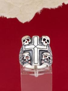 Сребърен пръстен - R237