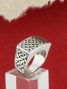 Сребърен пръстен - R236
