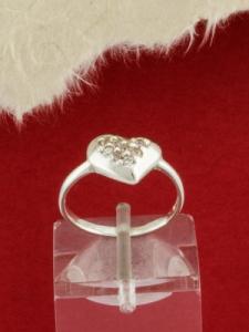 Сребърен пръстен - R258