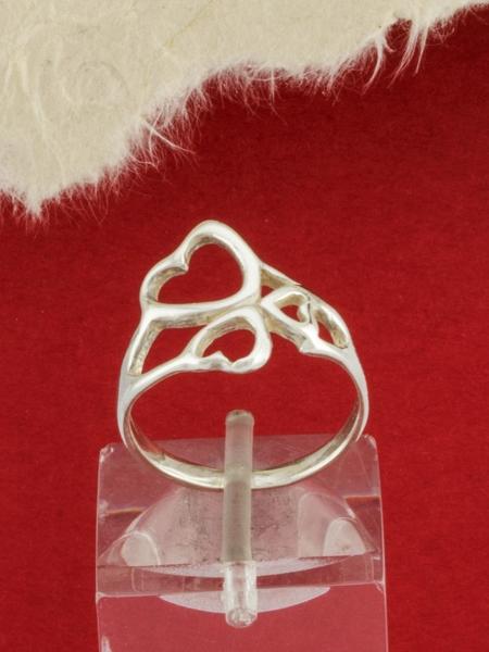Сребърен пръстен - R324