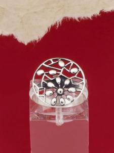 Сребърен пръстен - R322