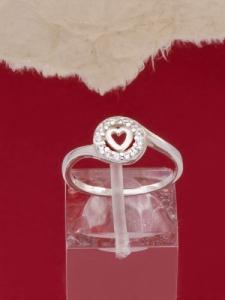Сребърен пръстен - R266