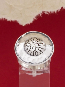 Сребърен пръстен - RK150