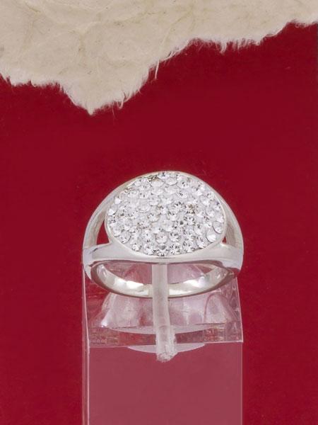 Сребърен пръстен - R308