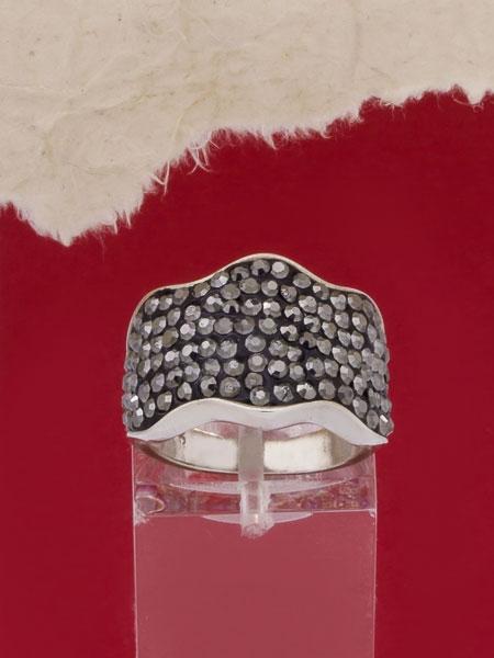 Сребърен пръстен - R321