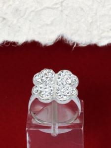 Сребърен пръстен - R319