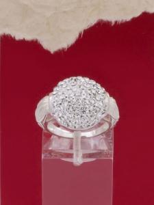 Сребърен пръстен - R287