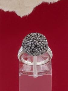 Сребърен пръстен - R291