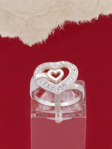 Сребърен пръстен - R310