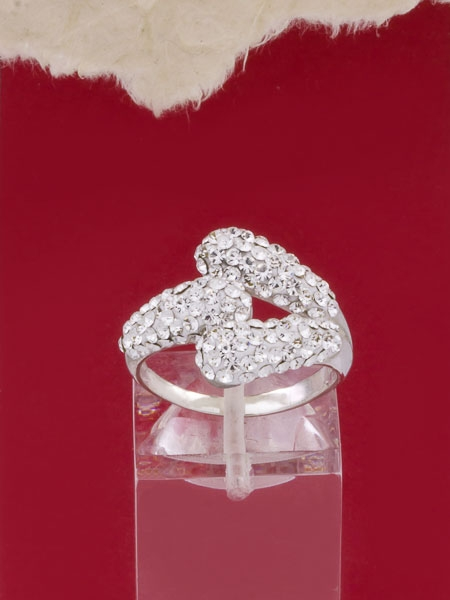 Сребърен пръстен - R288