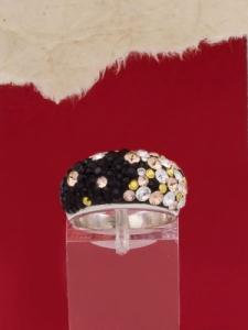 Сребърен пръстен - R296