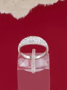 Сребърен пръстен - R309