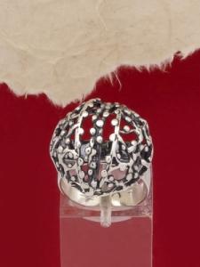 Сребърен пръстен - RK121