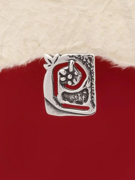 Сребърен медальон - PK127