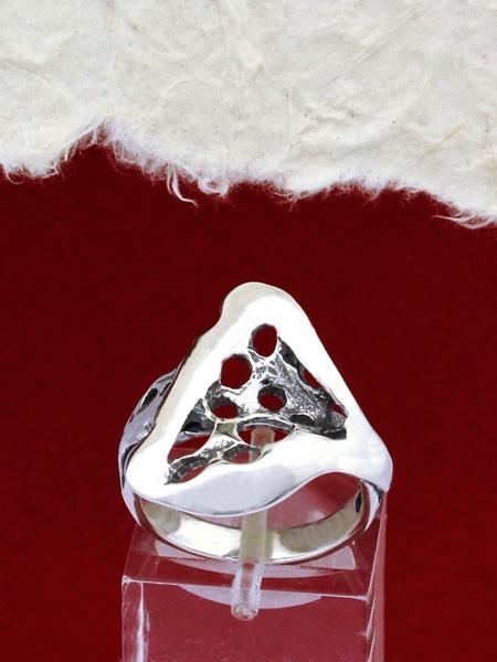 Сребърен пръстен - RK128