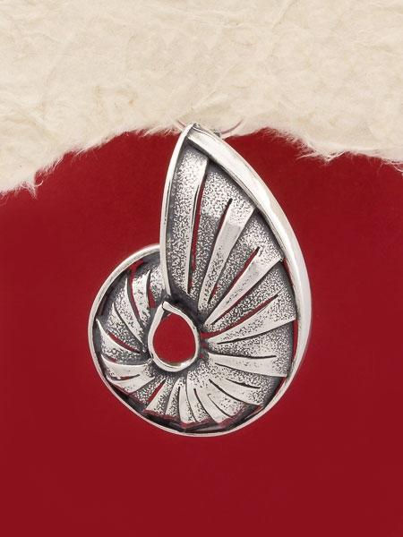 Сребърен медальон - PK132