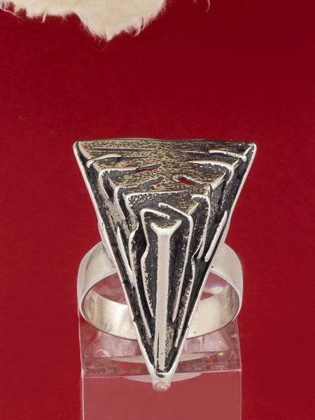 Сребърен пръстен - RK133