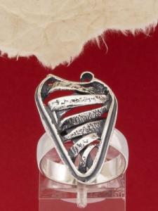 Сребърен пръстен - RK134