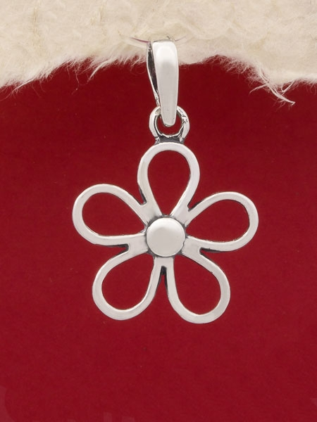 Сребърен медальон - PK135