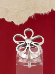 Сребърен пръстен - RK135