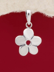 Сребърен медальон - PK142