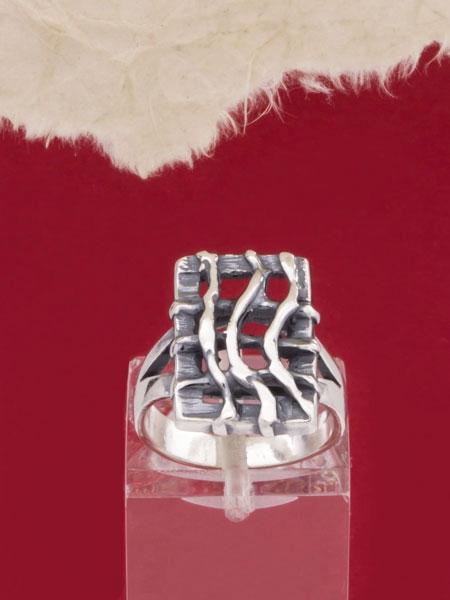 Сребърен пръстен - RK146