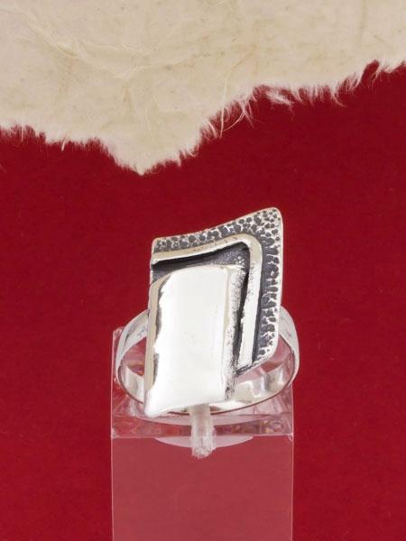 Сребърен пръстен - RK147
