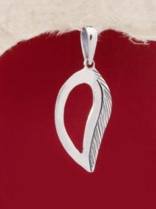 Сребърен медальон - PK151