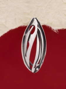 Сребърен медальон - PK159