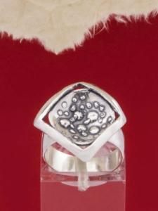 Сребърен пръстен - RK161