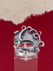Сребърен пръстен - RK162