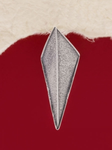 Сребърен медальон - PK164