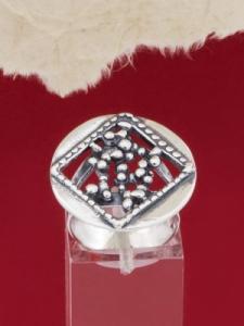 Сребърен пръстен - RK165