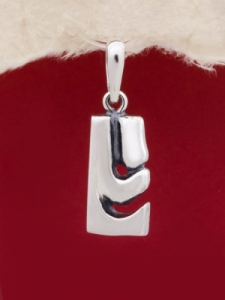Сребърен медальон - PK168