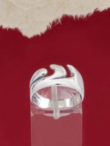 Сребърен пръстен - RK168