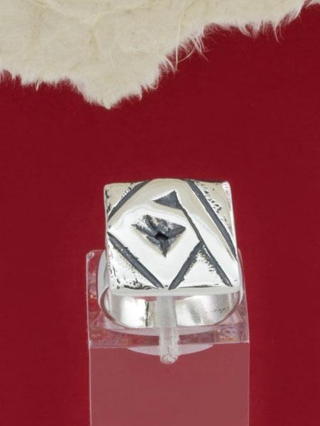 Сребърен пръстен - RK173