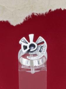 Сребърен пръстен - RK180