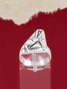 Сребърен пръстен - RK181