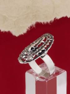 Сребърен пръстен - RK183